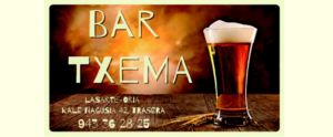 Web Logo Bar Txema